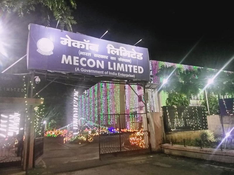 mecon-gets-solar-pv-plant-on-its-rooftop-in-ranchi