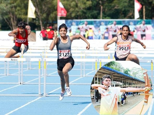 Salute! Jharkhand's Sapna & Gora win gold
