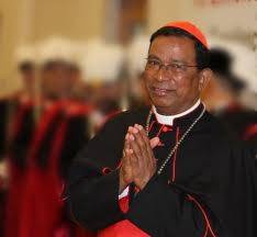Cardinal Toppo awards priesthood to two brothers