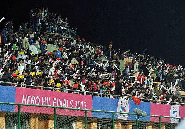 Ranchi crowd hep,decent,say HIL finalists
