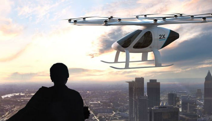 Uber selects India to launch air taxi