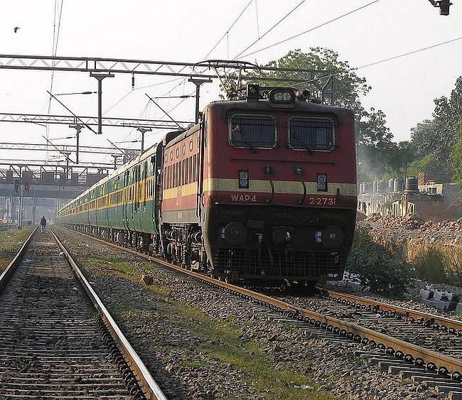 Rail traffic to remain suspended on Dhanbad-Katras on Sunday