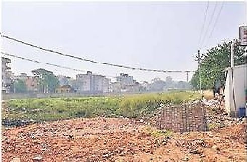 5- Star Hotel project in Ranchi moves at a snail's pace
