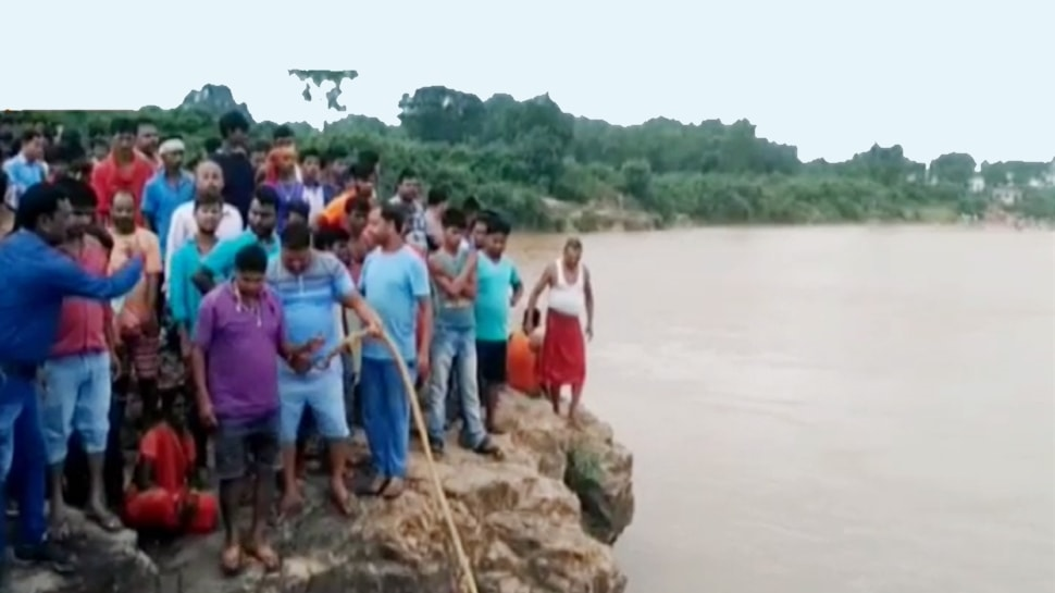five-devotees-drown-one-child-found-dead-in-river-near-bhadrakali-temple