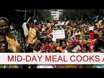 Wage of mid day meal cooks doubled