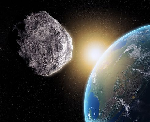 A football field size asteroid to fly by Earth on Feb 16