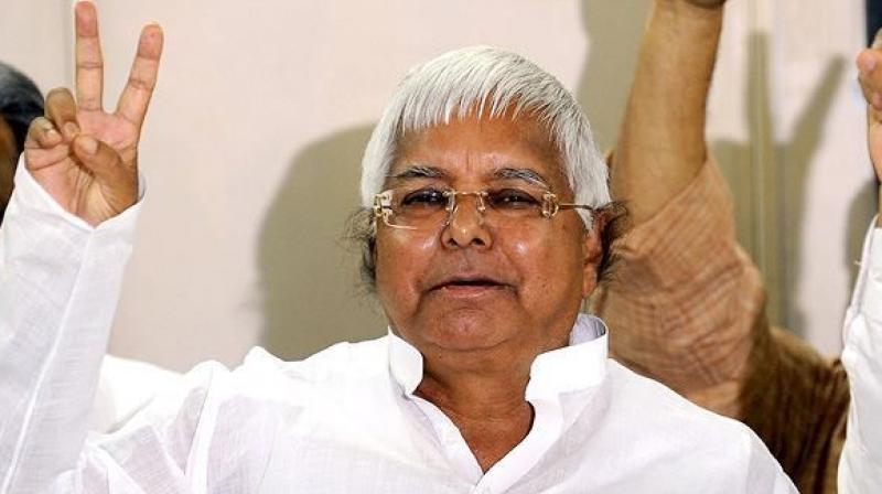 Lalu to remain in jail though JHC grants him bail