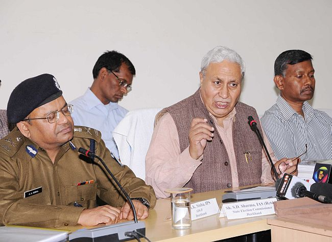 EVMs to be used in local bodies polls in April