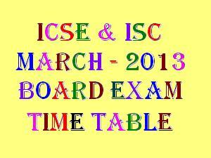 ICSE reschedules English paper 2 exam