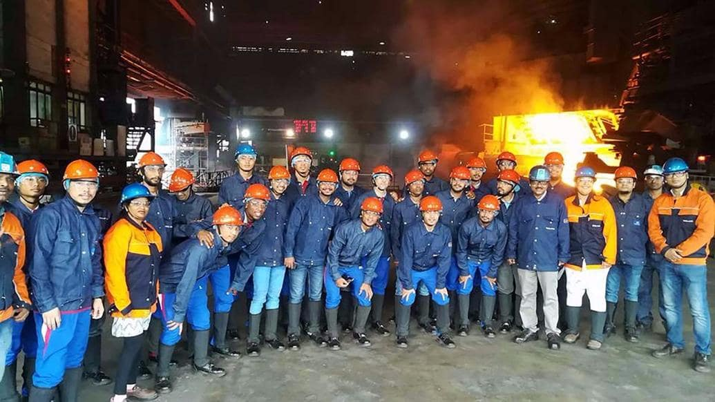 Tata Steel emerges as India's 'Best Work places'