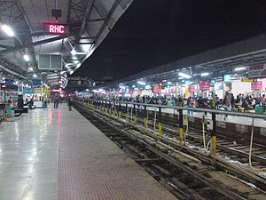 Experts to inspect Ranchi railway station to make it 'world class'