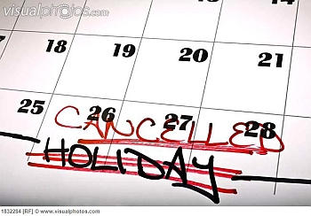 Holidays cancelled,govt offices to remain open on Holi,Good Friday,Sunday