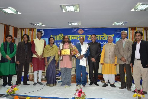 CCL felicitates Padama awardees in Ranchi