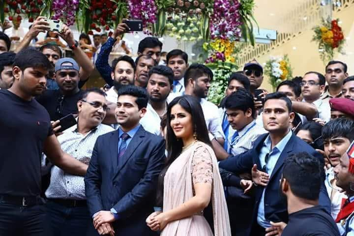 Katrina Kaif inaugurates Kalyan Jewelers showroom in Ranchi