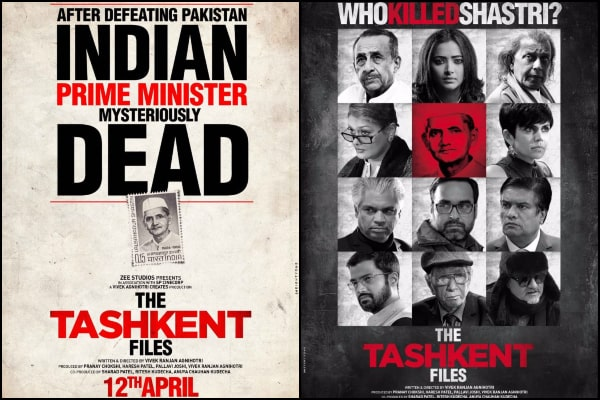 Film Tashkent Files evokes praise for Modi