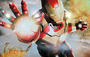 Superhero film Iron Man 3 to be released in India before the US