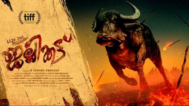 Malayalam film  'Jallikattu' make official Oscar entry