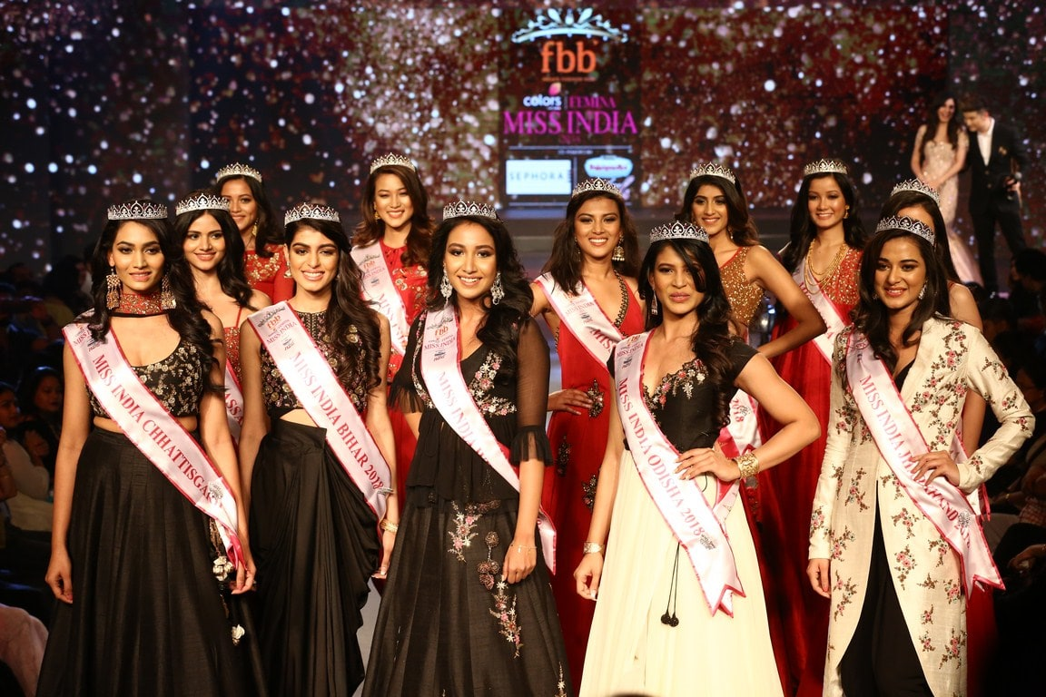 Winners of fbb Colors Femina Miss India East 2018 announced
