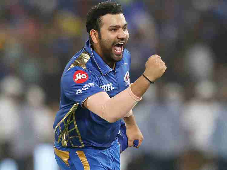 ICC World Cup-When Rohit Sharma left everyone in splits
