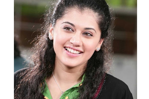 "Bollywood's Taapsee Pannu tests litti- chokha in Ranchi, carries ""good memories"""