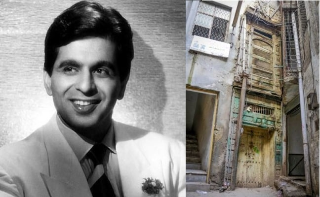 Pakistan to purchase Dilip Kumar's house in Peshawar
