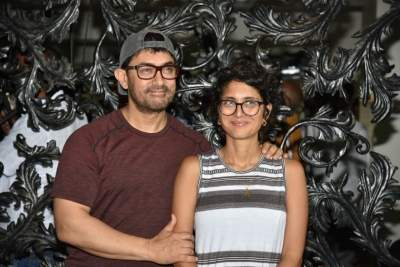 Almost 15 years after marriage, Actor Aamir Khan and filmmaker Kiran Rao announced divorce