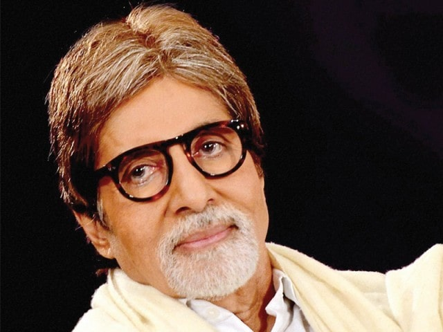 I take criticism positively,says Big B