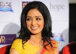 Sridevi falls on media to promote her film 'English Vinglish'