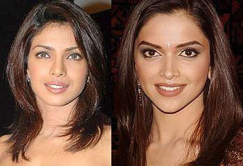 As 2012 rolls by,Priyanka,Deepika shine