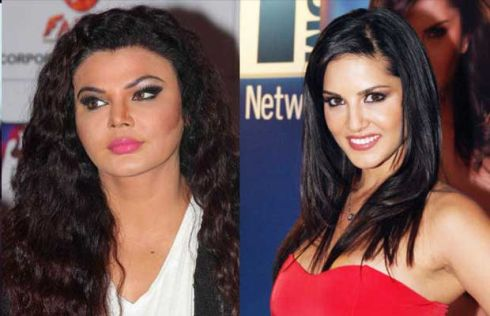 Don't compare me with Sunny Leone: Rakhi Sawant