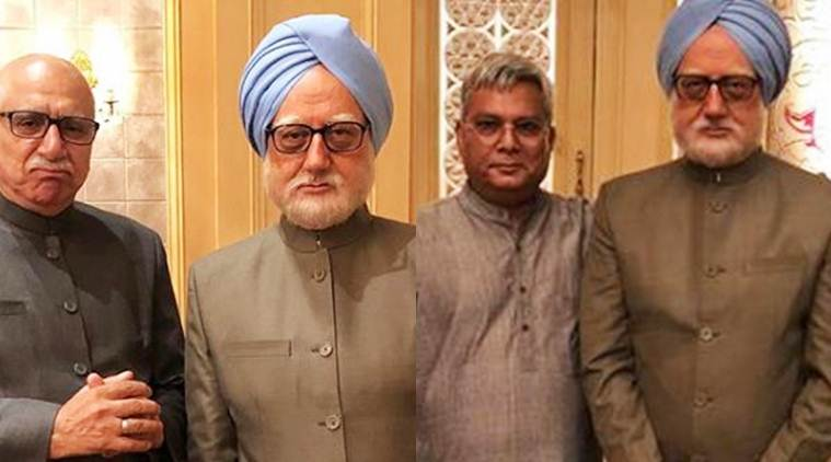 Film The Accidental Prime Minister gets 3.5 star rating