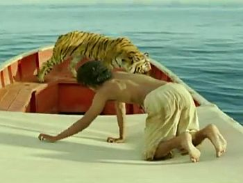 Life of Pi is 3D film