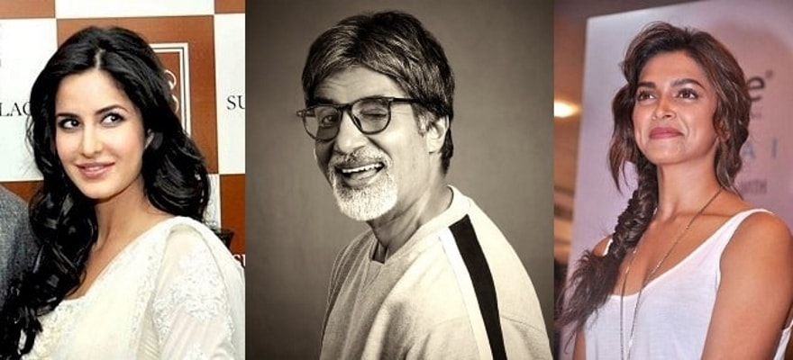 Big B offers 'height solution' for film makers