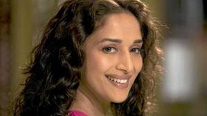 Madhuri shifting from US to India