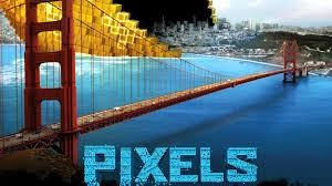 Pixels shows extraterrestrial life in a new way