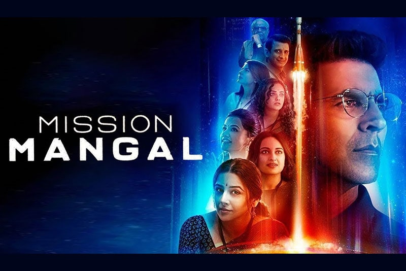 Film Mission Mangal scores high points in social media