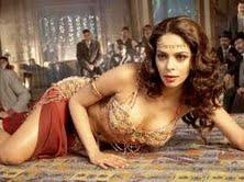 Talk about 'breast',hog spot light Mallika Sherawat style