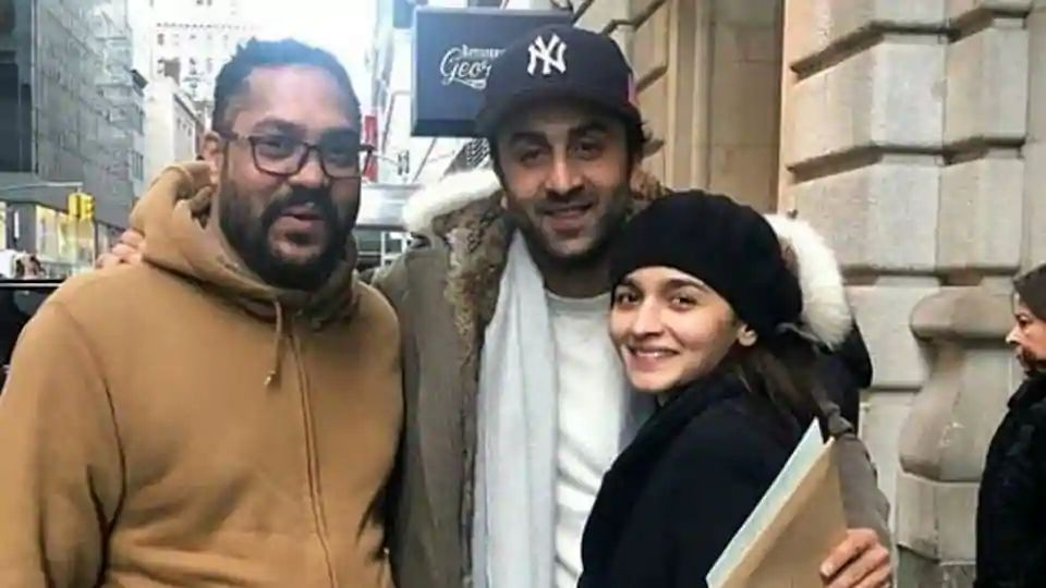 Alia turns close to Ranbir in New York