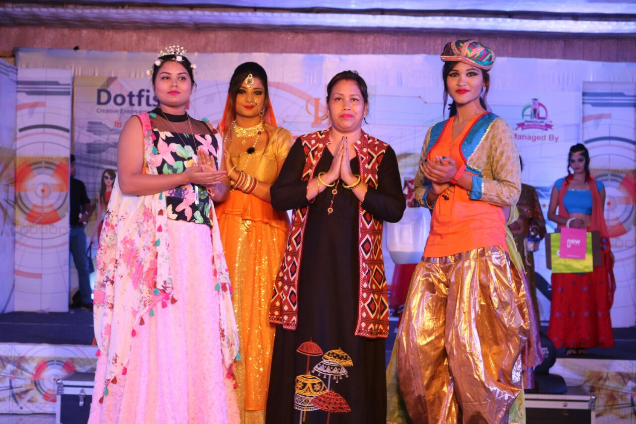 Ranchi Great Talent - Season 4 concludes with a bang!