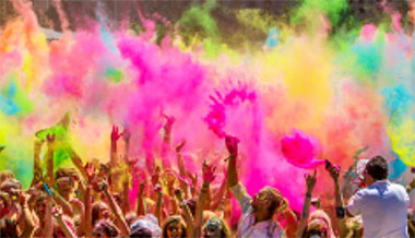 Holi to be celebrated in Los Angeles again