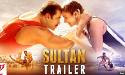 Salman and Anushka's Sultan trailer crosses 1.5 million views in just 16 hours!