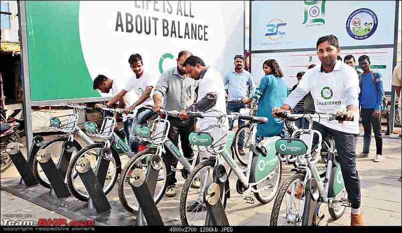 App based German bicycles gain popularity among Ranchi residents