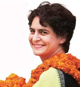 BJP's HP takes pride in giving land to Priyanka !