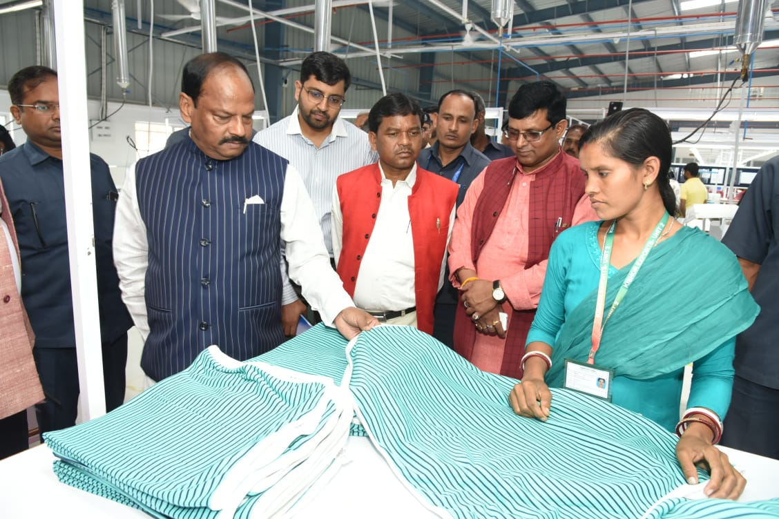 Jharkhand has the best textile policy in the country - CM Das