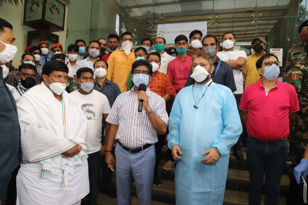 health-of-education-minister-doctors-will-come-from-chennai