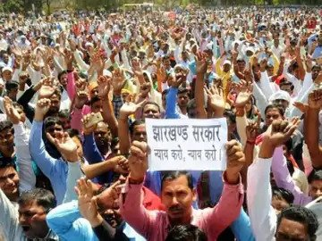 Government-got-ultimatum-of-para-teachers-pay-scale-till-November-14-otherwise-65000-para-teachers-will-travel-to-Ranchi