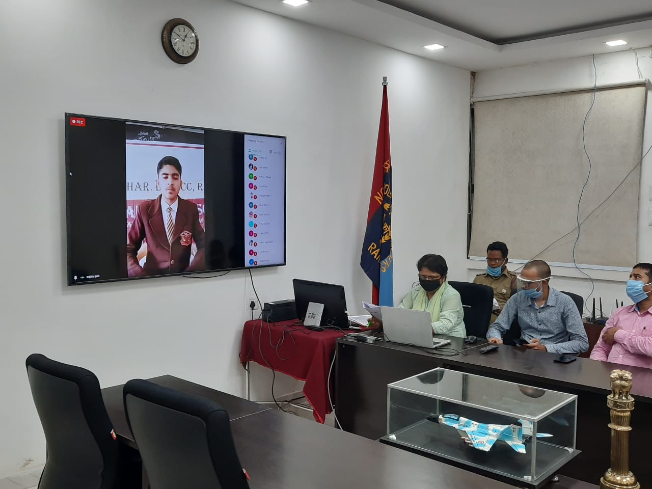 19-jharkhand-battalion-ncc-ranchi-organizes-webinar-on-kargil-day