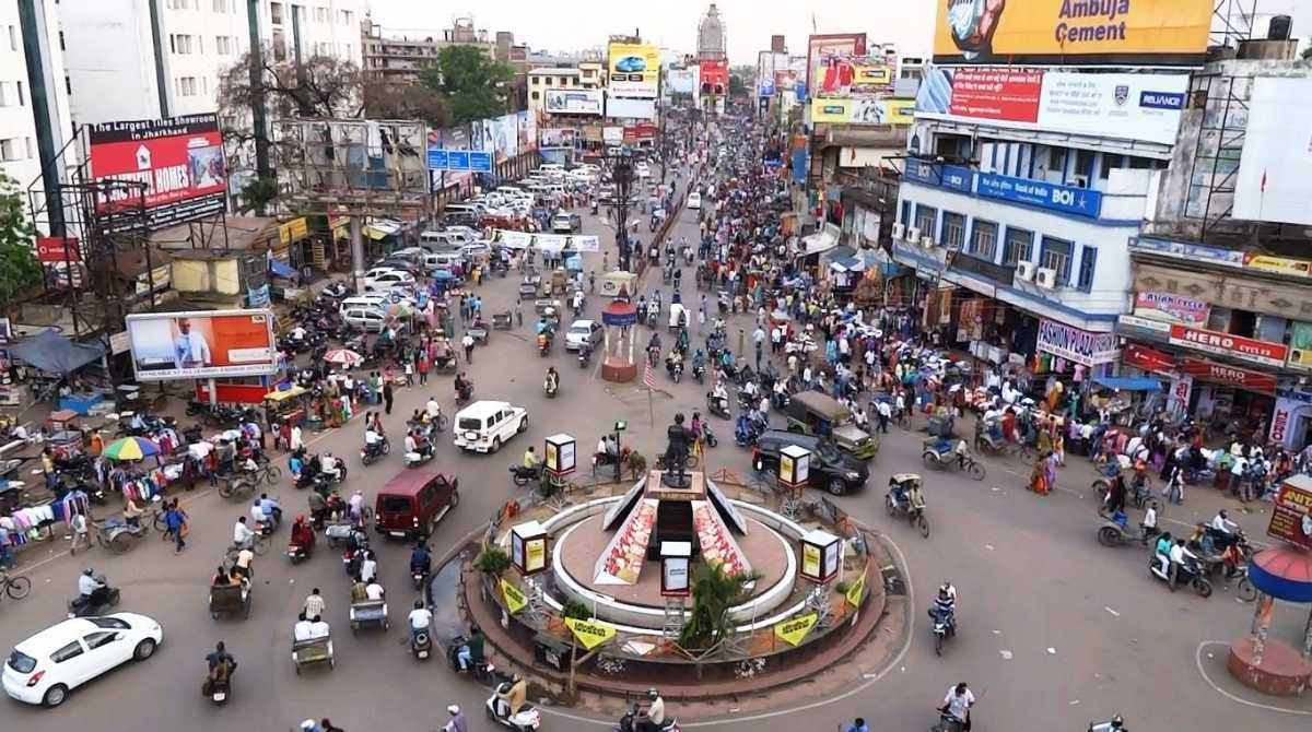 कृपया ध्यान दे !दुर्गा पूजा के कारण राँची में ट्रैफिक व्यवस्था में बड़ा बदलाव किया गया है