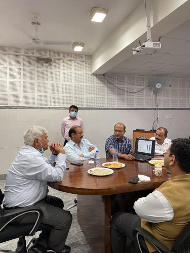 A-card-will-be-issued-to-Ayushman-beneficiaries-across-the-country-said-NHA-CEO-RS-Sharma-in-Ranchi