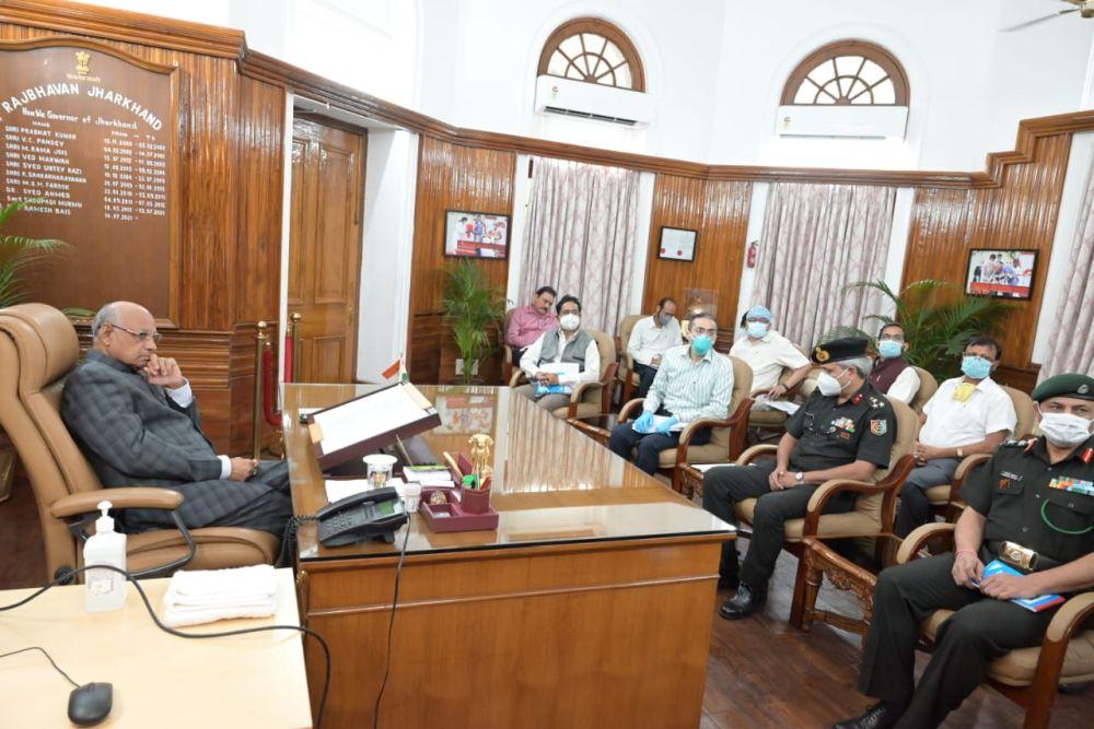 झारखंड में जिस तेजी से पर्यटन के क्षेत्र में विकास होना चाहिए था, उतना नहीं हुआ: राज्यपाल रमेश बैस